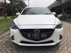 Mazda 2R 15/14 Triptonic Putih Full Record Mazda Kondisi ANTIK Terawat