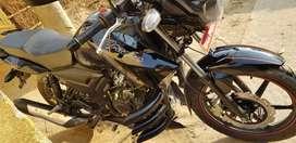 Apache rtr black colar 160