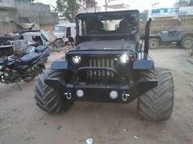 Jeeps Hunter gypsy Thar