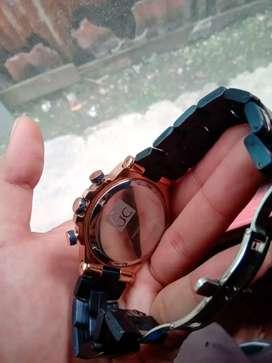Jam tangan GC pemakaian kurang lebih satu bulan