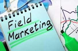 Dibutuhkan marketing lapangan