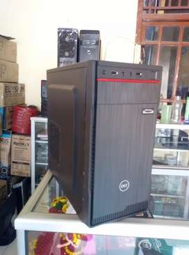 Pc core2duo 2,9ghz/ram 2gb/hdd 160gb/casing baru