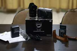Fujifilm xe2 fullset
