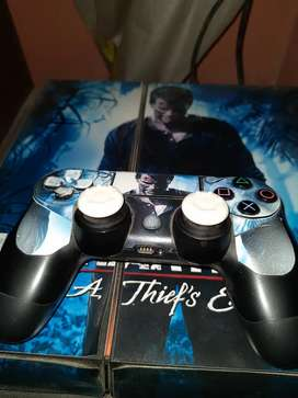 Ps4 500GB with God of War
