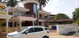 Bunglow in mugul of 550 sq meter plot 145 built up in mugulmargao