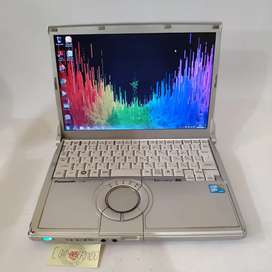 Laptop limited edition panasonic cf-n8 - core2duo - hardisk 250gb
