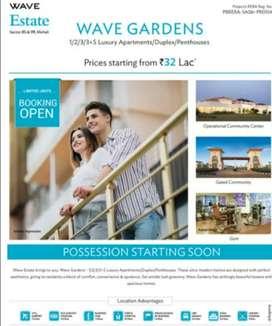 3 Bhk Wave Garden at Wave Estate Sector 85 Mohali