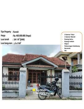 Dijual Rumah di Pringsewu Utara (kose sus172)