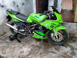 Kawasaki ninja 150RR SE generasi ke 2.