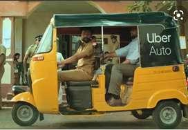 Uber Auto and bike free attachment