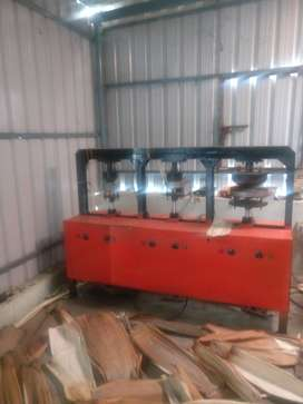 Used Areca plate machine for sale