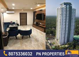 3 bhk luxury facilities fully furnished branded flat for rent