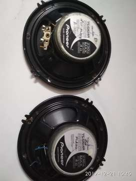 Fixed price, 16cm car speaker, Pioneer repaired speaker