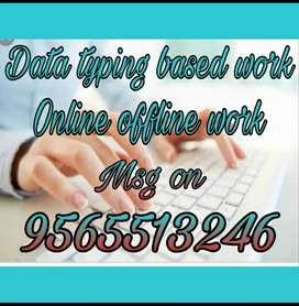 Home based online free join us now for part time work..