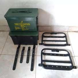 Side Box Motor Peluru Pindad