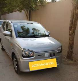 New Alto Cars available for rent