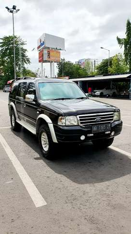 Ford Everest 4x2 Diesel Turbo 2005 Antik