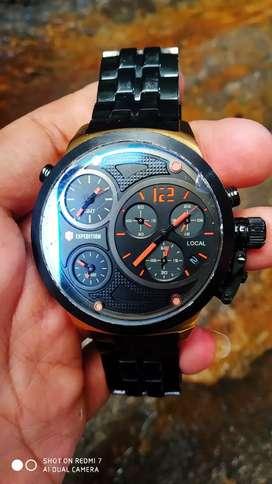 Jam tangan expedition E6630M asli.no AC.