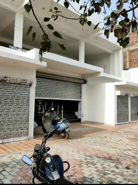 Space available for banks, showroom, others