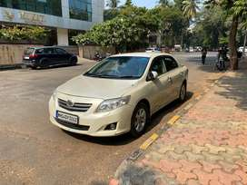 Corolla Altis V 2009 top model automatic petrol