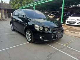 Chevrolet Aveo LT 2012 Matic