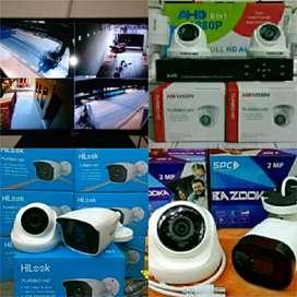 Hikvision in1 CCTV Murah Berkualitas Jernih 2mp 1080P Real Ori