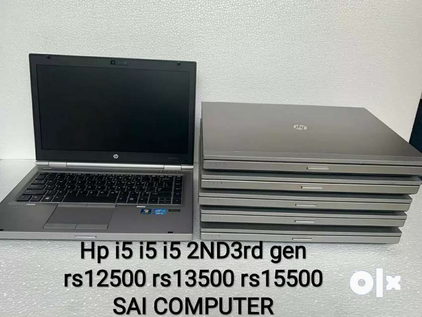 Hp i3 i3 i5 i5 2nd 3rd rs11500 rs12500 rs13500 rs14500 SAI COMPUTER 0