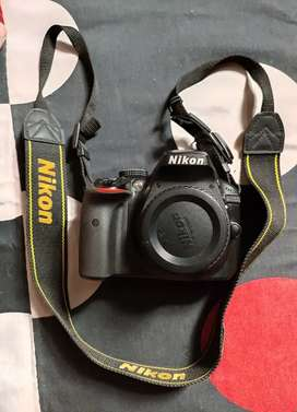 Nikon D3300 10 month old only