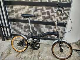 Sepeda Lipat United Stylo 16 Inch