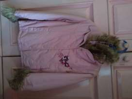 Winter Coat ESPRIT, pink, size 128-134cm