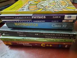NCERT XI Textbooks and guides