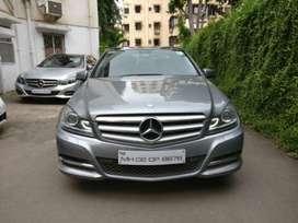 Mercedes-Benz New C-Class C 200 CGI Elegance, 2012, Petrol