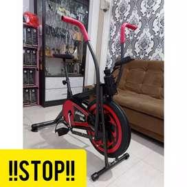 sepeda statis platinum bike TL-8507 alat fitnes
