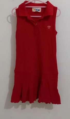 PRELOVED: Dress anak cantik merk Giordano Junior