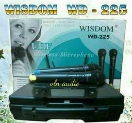 Microphone wireless WISDOM WD.225