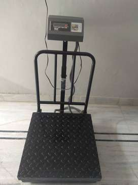 Electronic Weighing Scale, capacity 200 kg