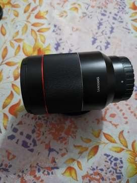Samyang 35mm f1.4 FE Lens