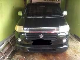 Suzuki APV Hitam Harga 80 juta (bisa dinego)