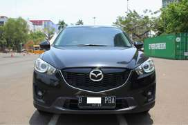 MAZDA CX 5 AT HITAM 2012