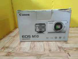 Jual Boss Kamera mirrorless Canon Eos M10