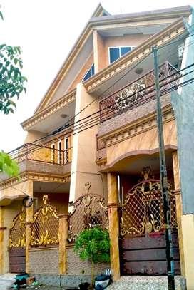 Gunung Anyar Jaya Rumah 2lt Bangunan Gede Mau Lewat