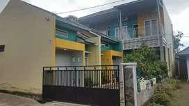Rumah cluster fasilitas
