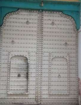 Gate in house