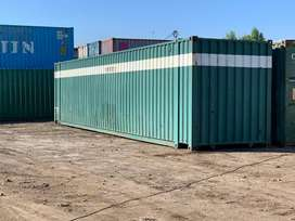 Jual container 40ft HC ( high Cube ) bekas