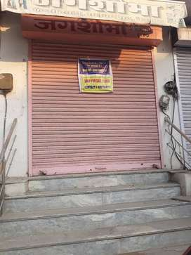 Shop for sale in 32 lakh ,main 60 ft road prime location in sodala