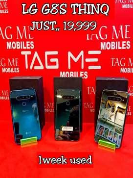 """TAG ME LG """"G8S THINQ"""" 6GB 128GB"""