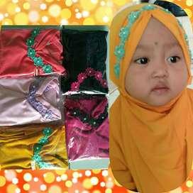 Hijab Anak Renda Melati