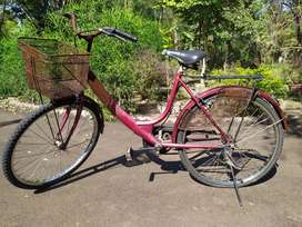 Hero miss India gold fully working condition cycle