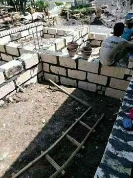 Batu kombong kumbong kumbung no bata ringan hebel batako paving