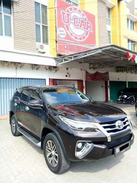 All New Fortuner VRZ A/T 2017 / 2018